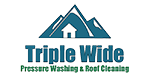 Triple Wide Pressure Washing Logo