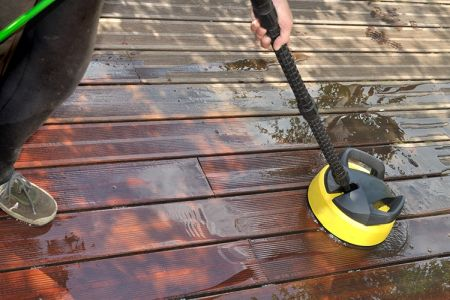 Canton pressure washing