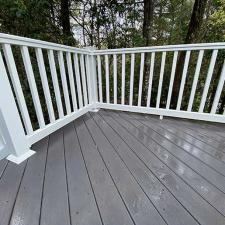 Composite Deck Cleaning in Asheville, NC